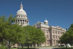 Capitol of Austin Stock Photos