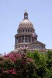 Capitol Austin, le Texas d'état Photographie stock libre de droits