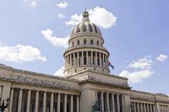 Capitol av Havana Arkivfoton