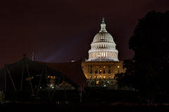 Capitol Budynek Obrazy Stock