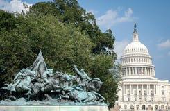 Capitol budynek zdjęcia royalty free