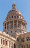 Capitol budynek w Austin Teksas Zdjęcie Stock