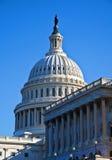 Capitol Budynku szczegół Obrazy Royalty Free