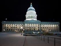 Capitol Buiding w Salt Lake City Fotografia Stock