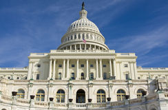 The Capitol Building Stock Images