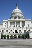Capitol Building. In Washington DC. United States Royalty Free Stock Photography