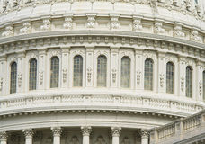 The Capitol Building Royalty Free Stock Images