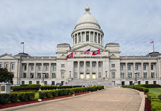 Capitol Building of Arkansas. Royalty Free Stock Image