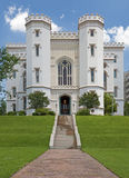 Capitol Building In Baton Rouge Louisiana. Old State Capitol Building In Baton Rouge Louisiana Royalty Free Stock Image