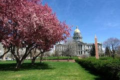 Capitol Building - Denver, Colorado Stock Image