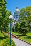 Capitol Building in Denver Colorado Stock Photo