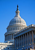 Capitol Building detail royalty free stock images
