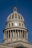 Capitol building dome in Havana, Cuba Stock Photo