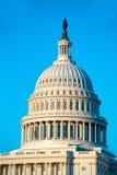 Capitol building dome Washington DC US congress Stock Photo