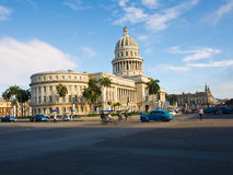 The Capitol building in Havana Stock Photography