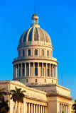 The Capitol building,  Havana Royalty Free Stock Photography