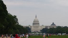 Capitol Building Royalty Free Stock Images