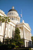 Capitol building in Sacramento, California Royalty Free Stock Image