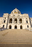 Capitol Building St Paul Royalty Free Stock Photos