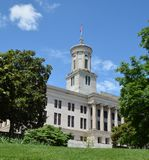 Capitol a Building of Tennessee Royalty Free Stock Images