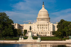Capitol Building Royalty Free Stock Photography