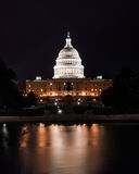 Capitol Building of the United States of America Royalty Free Stock Images