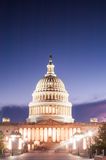 Capitol Building of the United States of America. US Capitol of the United States, Washington D.C Royalty Free Stock Image