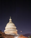 Capitol Building of the United States of America Royalty Free Stock Photos