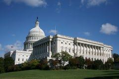 Capitol building Washington DC Royalty Free Stock Photo