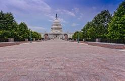 Capitol Building Royalty Free Stock Photos