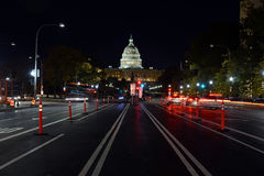 The Capitol Building in Washington DC, capital of the United States of America Stock Image