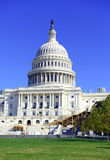 The Capitol Building in Washington DC, capital of the United States of America Stock Photo