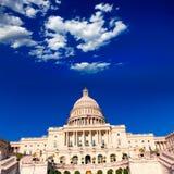 Capitol building Washington DC sunlight day US Royalty Free Stock Photography