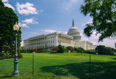 Capitol Building in Washington Royalty Free Stock Photography