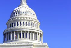 The Capitol Building in Washington DC, USA Stock Image
