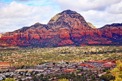 Capitol Butte West Sedona Arizona Stock Photos