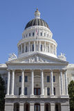 Capitol of California Royalty Free Stock Photos