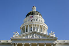 Capitol of California Stock Photo