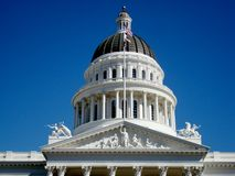 The Capitol of California Top Stock Images