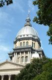 Capitol construisant 14 Images libres de droits