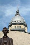 Capitol construisant 7 photos libres de droits