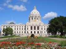Capitol d'état à Saint Paul Image libre de droits