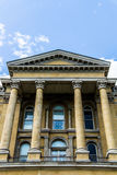 Capitol d'état de Des Moines Iowa photos stock