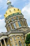 Capitol d'état de Des Moines Iowa Photographie stock libre de droits