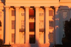 Capitol d'état de l'Alabama, Montgomery Images libres de droits