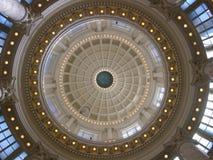 Capitol d'état de l'Idaho rotunda Images libres de droits