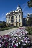 Capitol d'état de l'Illinois Photos stock