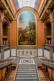 Capitol d'état de l'Illinois Photos libres de droits