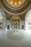 Capitol d'état de l'Utah rotunda Photographie stock libre de droits