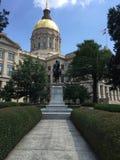 Capitol d'état de la Géorgie Photographie stock libre de droits